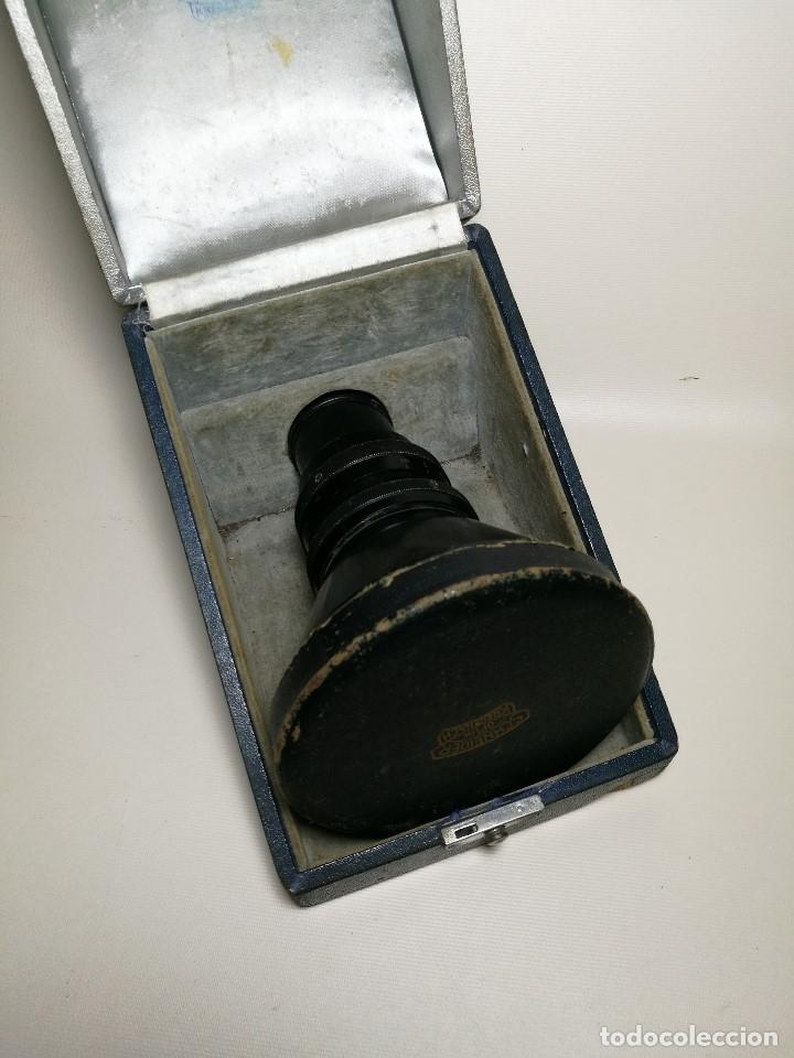 Cámara de fotos: OBJETIVO Schneider Kreuznach Cinegon 20 mm f/2 Arriflex Standard Mount - Foto 2 - 170486008