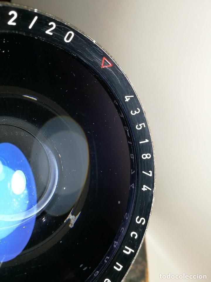 Cámara de fotos: OBJETIVO Schneider Kreuznach Cinegon 20 mm f/2 Arriflex Standard Mount - Foto 23 - 170486008
