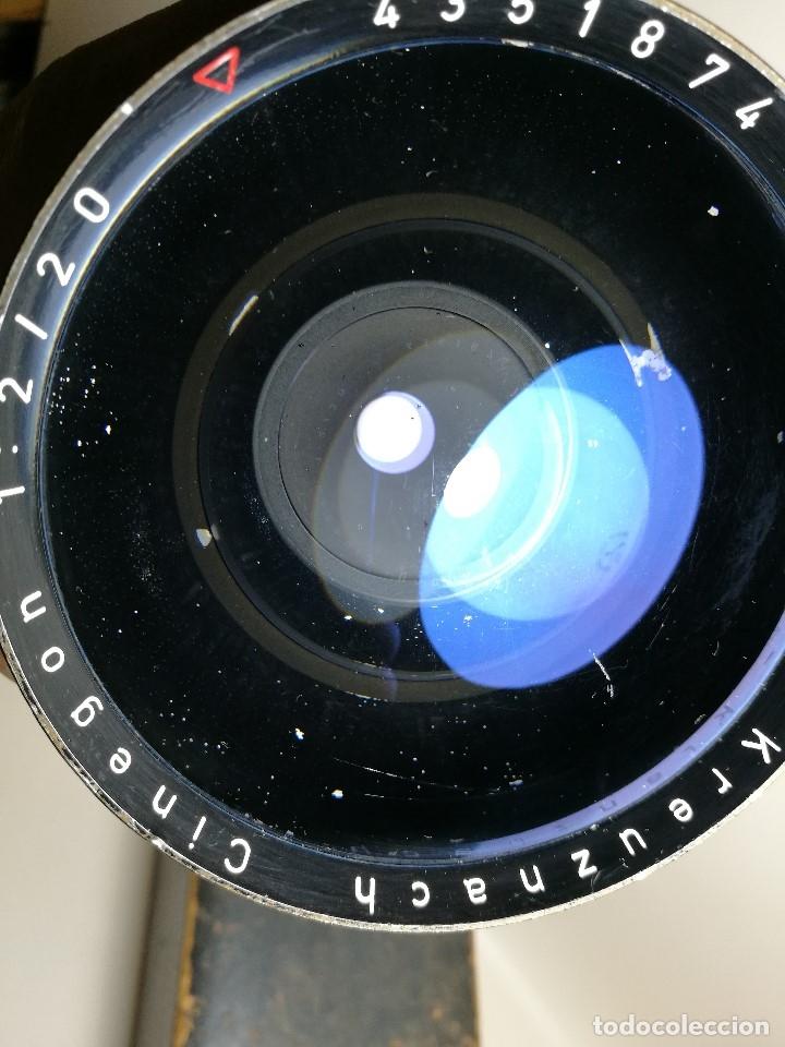 Cámara de fotos: OBJETIVO Schneider Kreuznach Cinegon 20 mm f/2 Arriflex Standard Mount - Foto 25 - 170486008