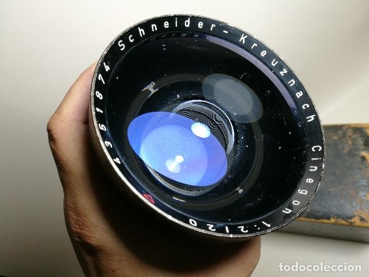 Cámara de fotos: OBJETIVO Schneider Kreuznach Cinegon 20 mm f/2 Arriflex Standard Mount - Foto 31 - 170486008