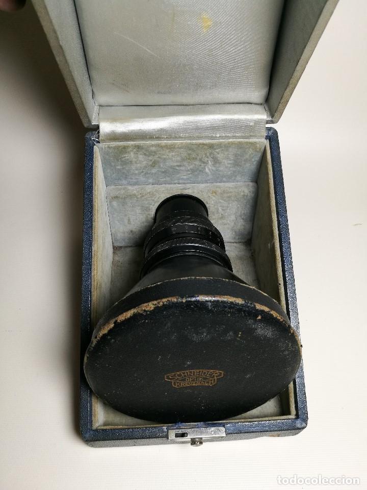 Cámara de fotos: OBJETIVO Schneider Kreuznach Cinegon 20 mm f/2 Arriflex Standard Mount - Foto 56 - 170486008