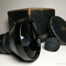 Cámara de fotos: OBJETIVO SCHNEIDER KREUZNACH CINEGON 20 MM F/2 ARRIFLEX STANDARD MOUNT. Lote 170486008