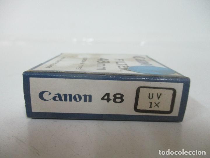 Cámara de fotos: Canon Filter 48 mm - Screw-in Type - Canon, Japan - Foto 3 - 170613630