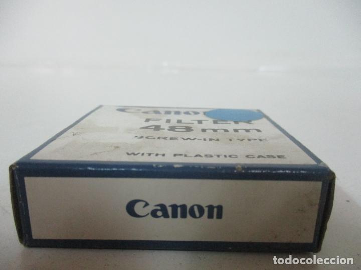 Cámara de fotos: Canon Filter 48 mm - Screw-in Type - Canon, Japan - Foto 4 - 170613630