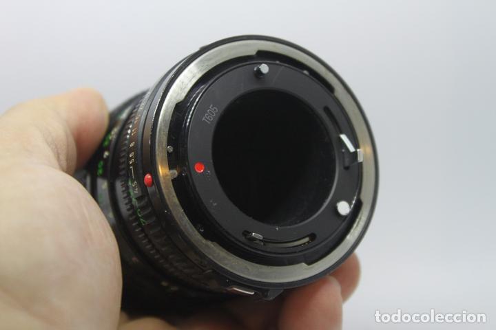 Cámara de fotos: Zoom Canon FD 70-150 1:4,5 - Foto 3 - 170936585