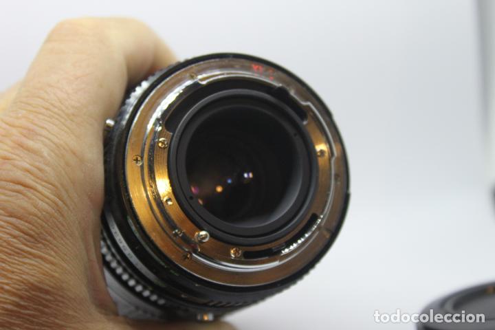 Cámara de fotos: Zoom HANIMEX 35-200 1:3,8-5,3 MACRO (Bayoneta Fujica AX) - Foto 5 - 170936905