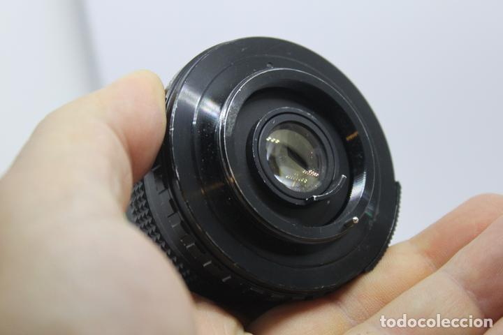 Cámara de fotos: Angular Hanimex 28mm 1:2,8. (rosca 42mm) - Foto 5 - 170938070