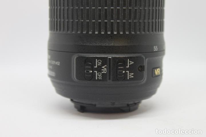 Cámara de fotos: Zoom Nikkor AF-S 18-55 1:3,5-5,6 - Foto 2 - 170938460
