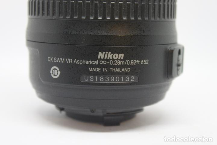 Cámara de fotos: Zoom Nikkor AF-S 18-55 1:3,5-5,6 - Foto 3 - 170938460