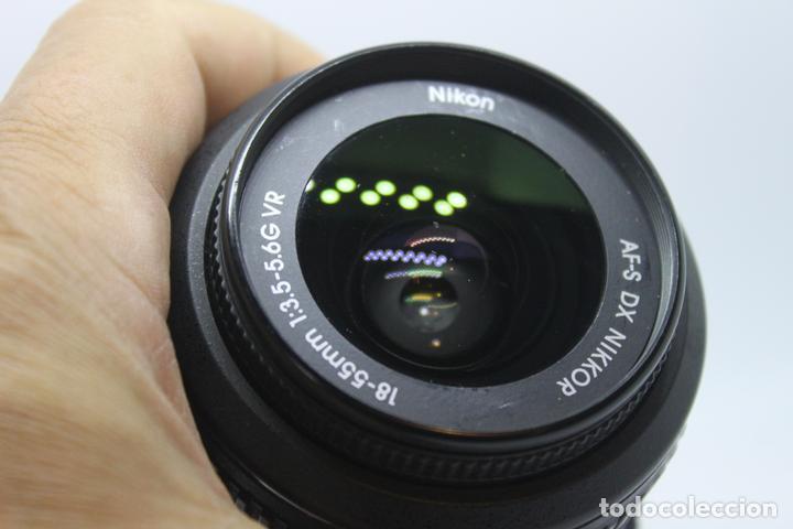 Cámara de fotos: Zoom Nikkor AF-S 18-55 1:3,5-5,6 - Foto 4 - 170938460