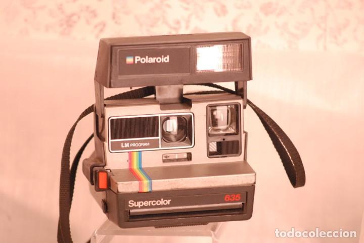 Cámara de fotos: camara polaroid 635 - Foto 2 - 171490069