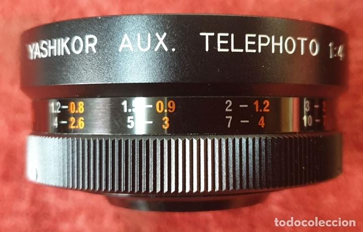 Cámara de fotos: COLECIÓN DE 5 LENTES PARA CÁMARAS FOTOGRÁFICAS. VARIAS MARCAS. SIGLO XX. - Foto 2 - 172747074