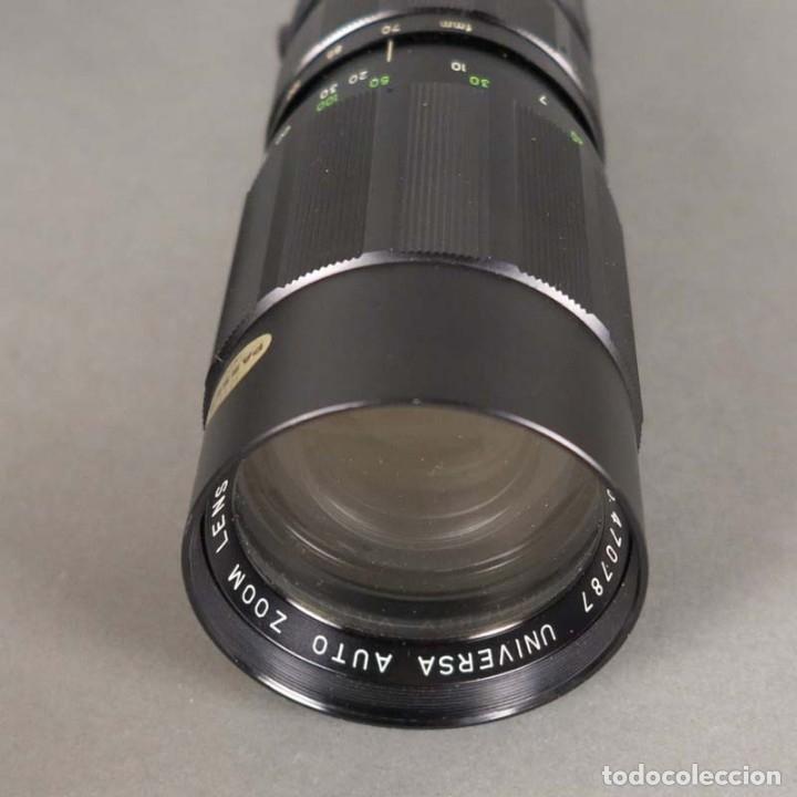 Cámara de fotos: Objetivo Universa Auto Zoom de Lens Japón. 1:45, F 70 - 230 mm (BRD) - Foto 2 - 172905493