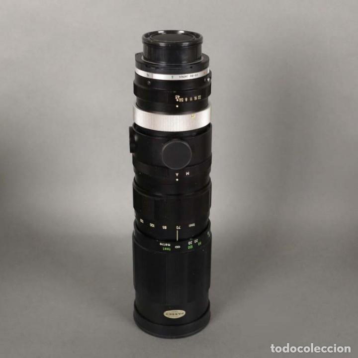 Cámara de fotos: Objetivo Universa Auto Zoom de Lens Japón. 1:45, F 70 - 230 mm (BRD) - Foto 6 - 172905493