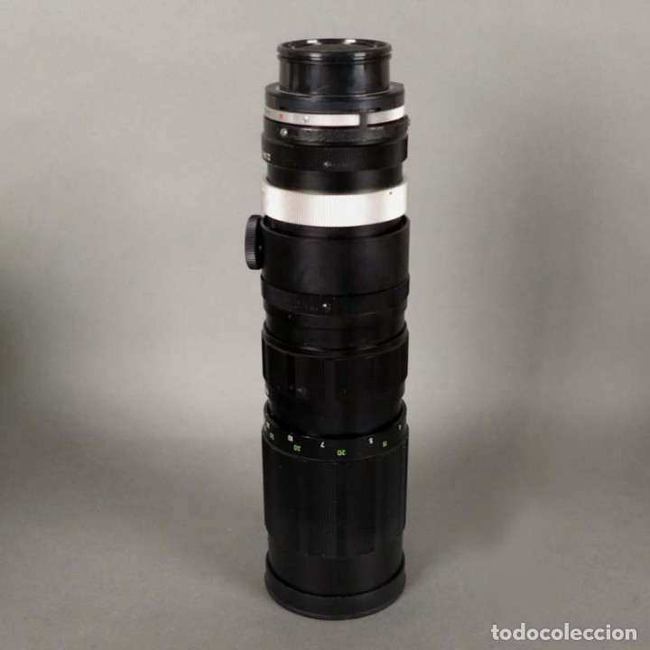 Cámara de fotos: Objetivo Universa Auto Zoom de Lens Japón. 1:45, F 70 - 230 mm (BRD) - Foto 7 - 172905493