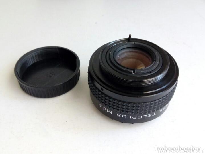 Cámara de fotos: Duplicador para OBJETIVOS DE ROSCA M42 : KENKO 2X APS TELEPLUS MC4 (Made in Japan) - Foto 3 - 174431202