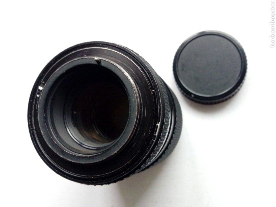 Cámara de fotos: Objetivo EBC FUJINON-T 135mm 1:3.5 (Montura M42 Fujica) Photo Film Co - Vintage - Foto 3 - 175281340