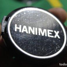 Cámara de fotos: TAPA HANIMEX 52MM. Lote 175499829