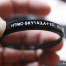Cámara de fotos: FILTRO HTMC SKY 52MM. Lote 175503869