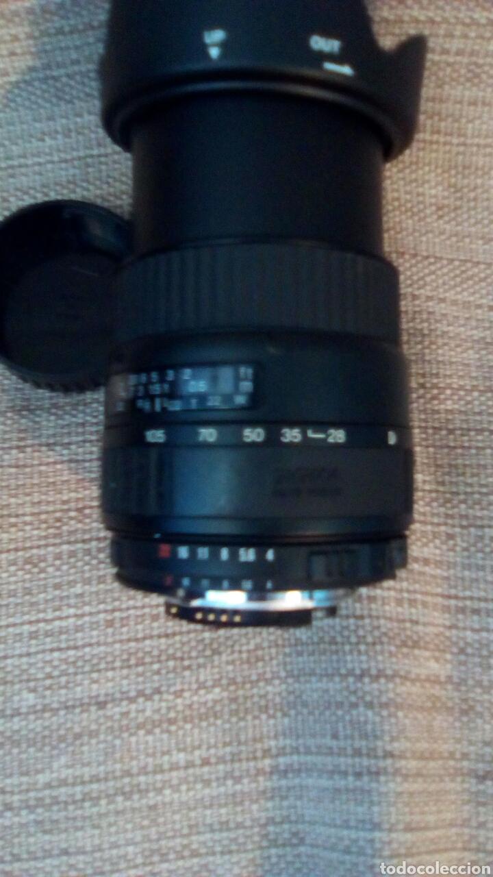 Cámara de fotos: Objetivo Sigma uc zoom 28-105 mm - Foto 3 - 176251955
