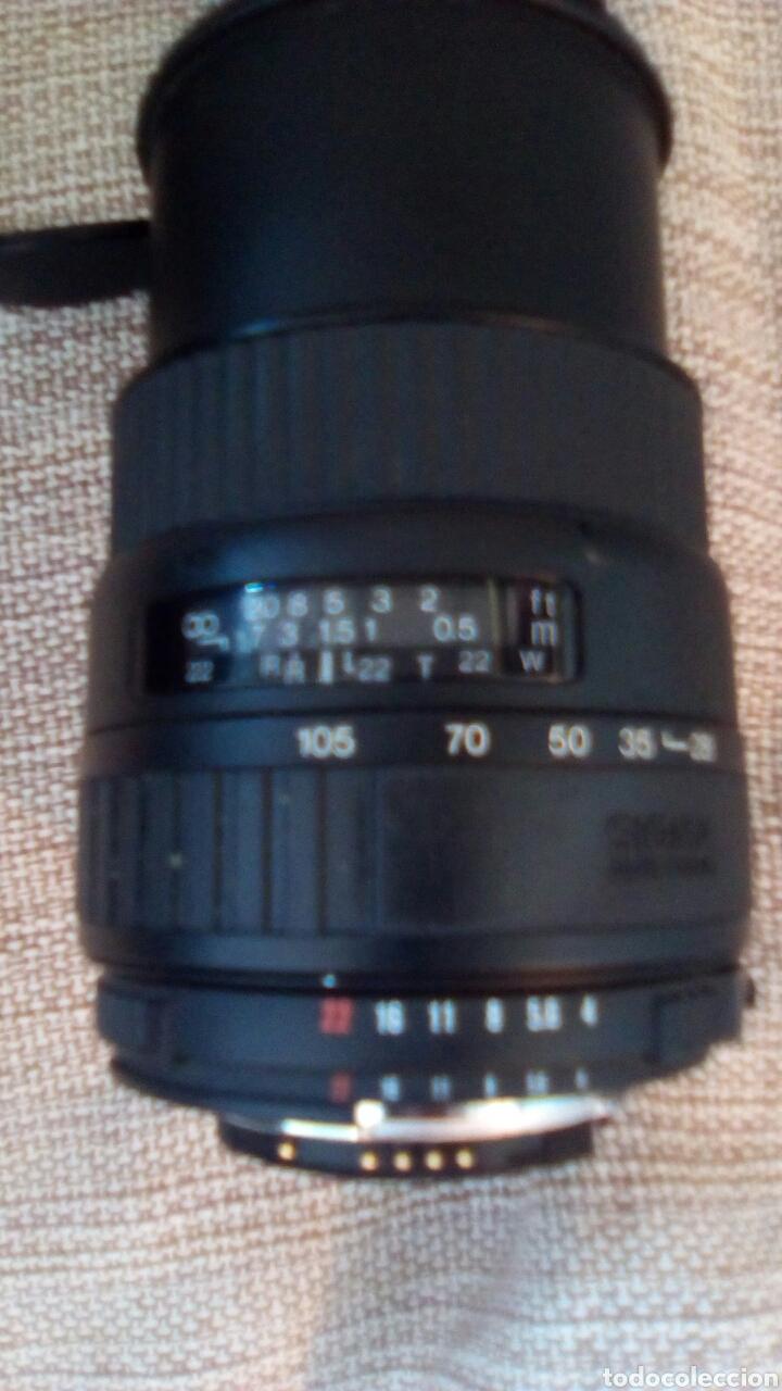 Cámara de fotos: Objetivo Sigma uc zoom 28-105 mm - Foto 5 - 176251955