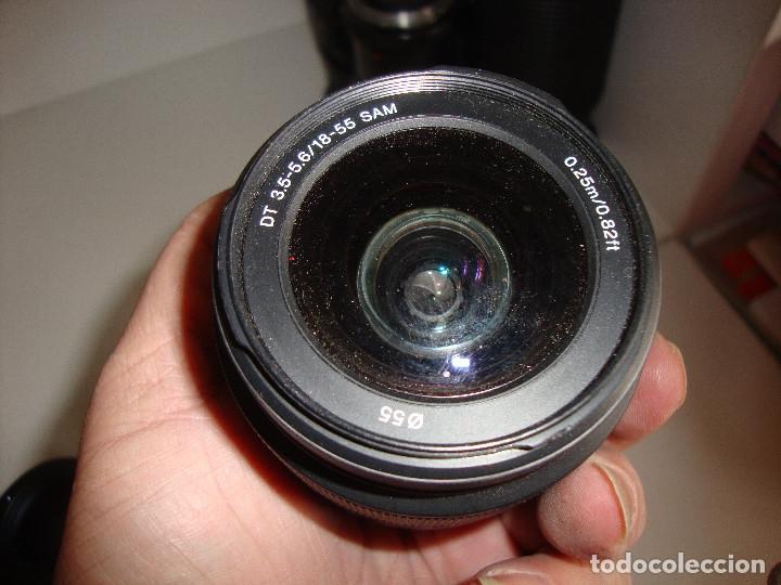 Cámara de fotos: INTERESANTE LOTE DE OBJETIVOS TAPAS COMPLEMENTOS DESCONOCEMOS EL TEMA - Foto 20 - 176413094