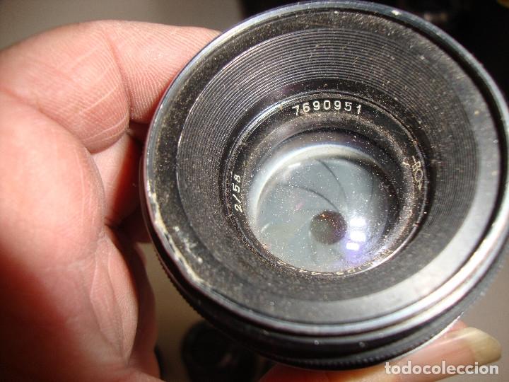 Cámara de fotos: INTERESANTE LOTE DE OBJETIVOS TAPAS COMPLEMENTOS DESCONOCEMOS EL TEMA - Foto 27 - 176413094