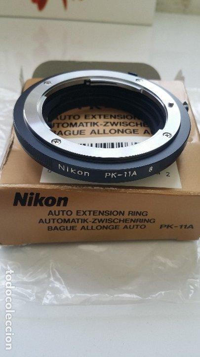 Cámara de fotos: NIKON PK-11A 8mm ANILLO/EXTENSION - Foto 2 - 176820630