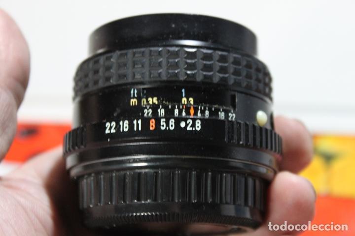 Cámara de fotos: Angular Pentax SMC 28mm 1:2,8 - Foto 2 - 177467612
