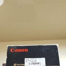 Cámara de fotos: OBJETIVO CANON EF 85 MM F1.8 ULTRASONIC. Lote 178298242