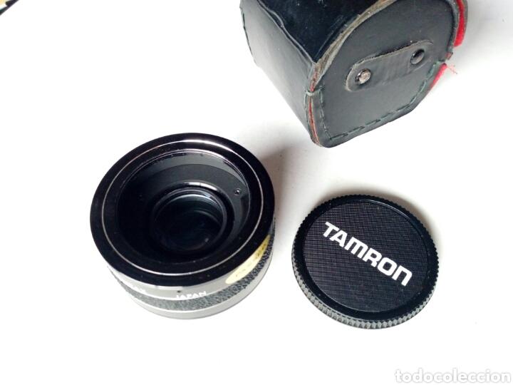 Cámara de fotos: (Montura rosca M42) TAMRON MC TELE CONVERTER 2x for PENTAX - Made in Japan - Duplicador - Auto - Foto 2 - 178362006