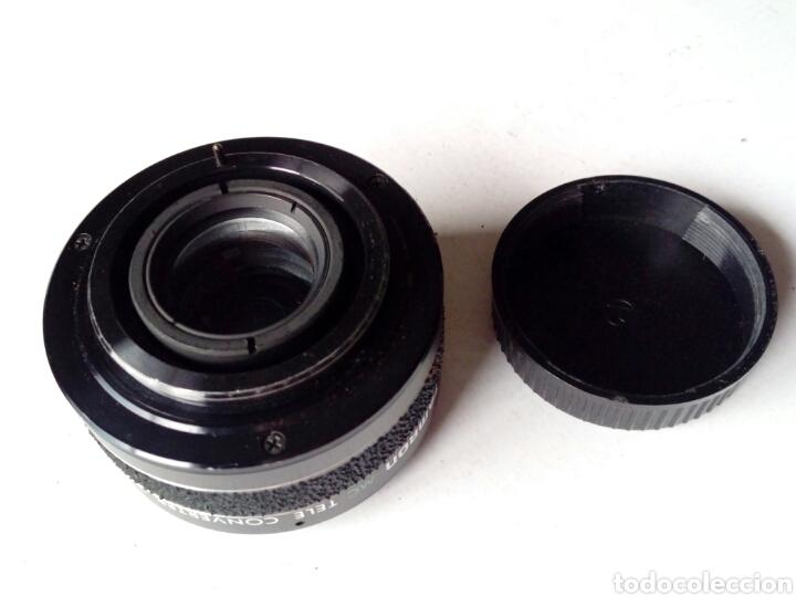 Cámara de fotos: (Montura rosca M42) TAMRON MC TELE CONVERTER 2x for PENTAX - Made in Japan - Duplicador - Auto - Foto 4 - 178362006
