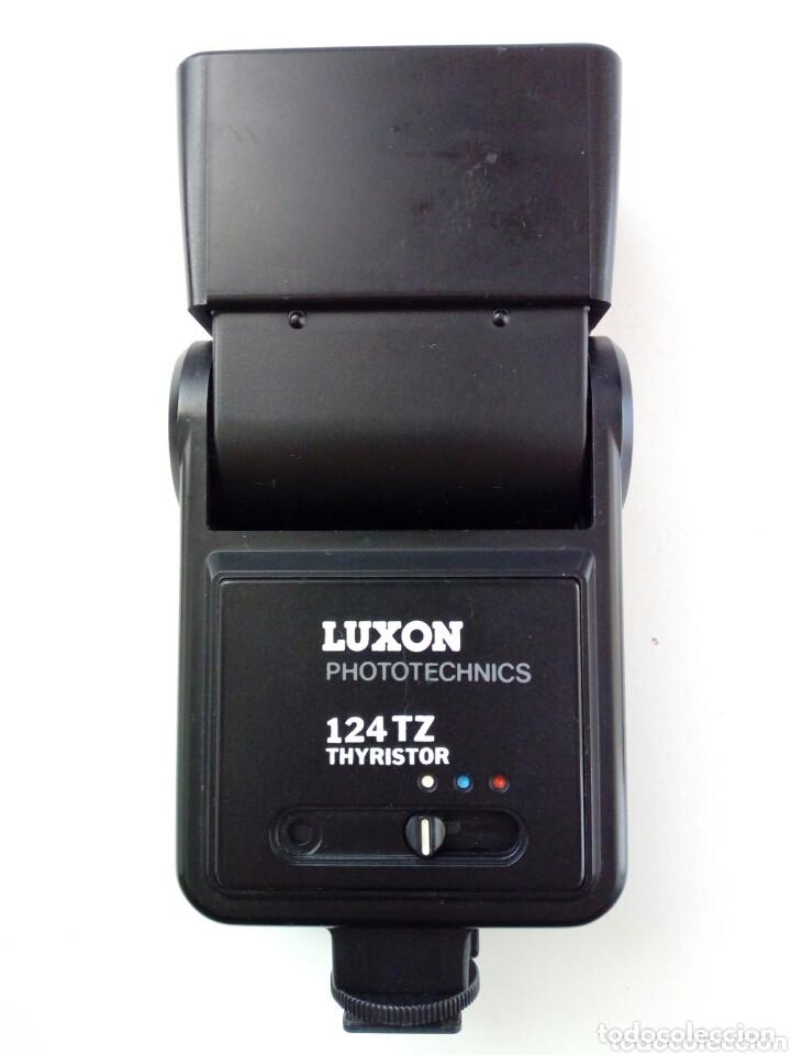 Cámara de fotos: Lote 4 FLASHES para cámaras analógicas - Flash - Réflex - Film Camera - Vintage - Años 80/90 - Foto 6 - 178592292