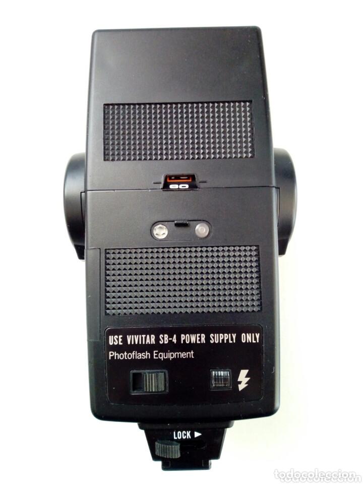 Cámara de fotos: Lote 4 FLASHES para cámaras analógicas - Flash - Réflex - Film Camera - Vintage - Años 80/90 - Foto 11 - 178592292