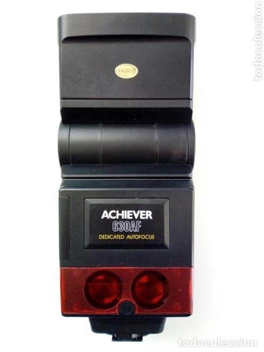 Cámara de fotos: Lote 4 FLASHES para cámaras analógicas - Flash - Réflex - Film Camera - Vintage - Años 80/90 - Foto 12 - 178592292