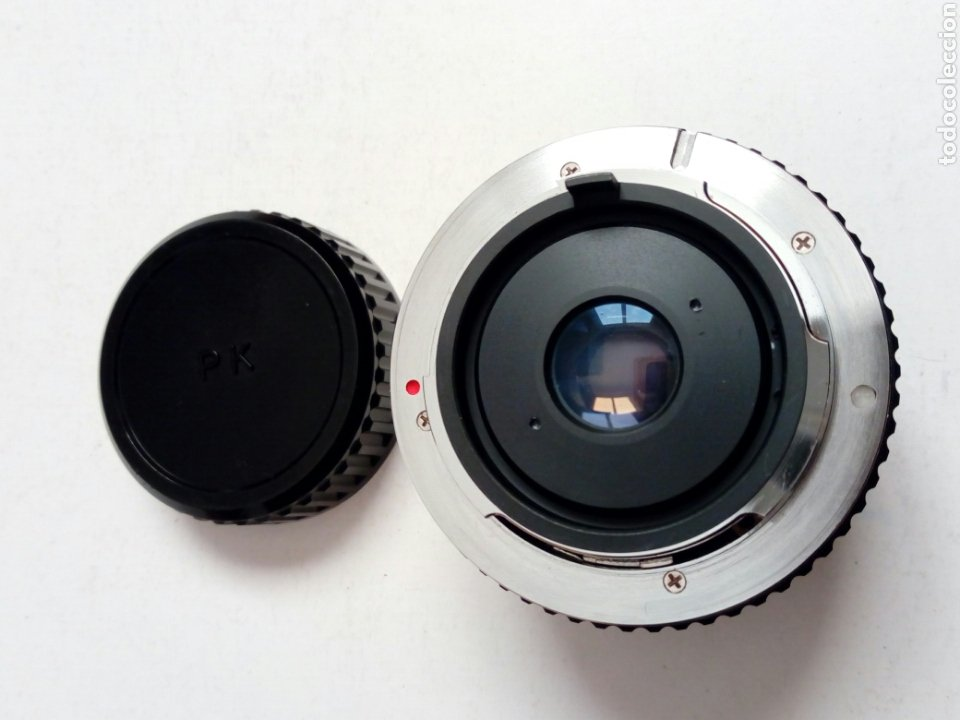 Cámara de fotos: (Montura Pentax K) Objetivo FALCON AUTO MC 28mm 1:2.8 - Made in Japan - Angular, montura bayoneta PK - Foto 4 - 178600870