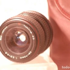Cámara de fotos: OBJETIVO TOKINA S- D. 28-70 1.3.5-4.5 PARA OLYMPUS SEGUNDA MANO TAPAS . Lote 179146336