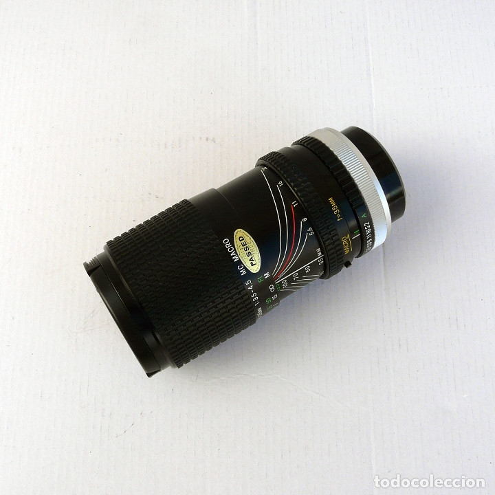 Cámara de fotos: OBJETIVO PARA CANON FD 35-135mm f3.5-4.5 MACRO MARCA COSINA - Foto 3 - 179224681