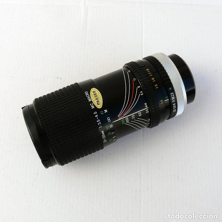 Cámara de fotos: OBJETIVO PARA CANON FD 35-135mm f3.5-4.5 MACRO MARCA COSINA - Foto 4 - 179224681
