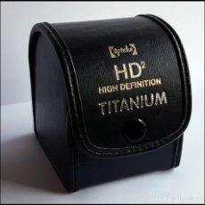 Cámara de fotos: OBJETIVO OPTEKA HD2 TITANIUM 55 - 52 MM MADE IN JAPAN CON FUNDA. Lote 179528207