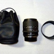 Cámara de fotos: (MONTURA CONTAX) OBJETIVO SIGMA UC ZOOM 28-70MM 1:3.5-4.5 MULTI COATED - MADE IN JAPAN -. Lote 179542133