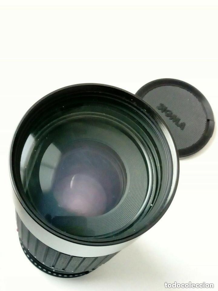 Cámara de fotos: (Montura Canon FD) Objetivo SIGMA ZOOM delta III 75-200mm 1:2.8-3.5 Multi Coated -AE-1, A1, AT1, AV - Foto 4 - 179551896
