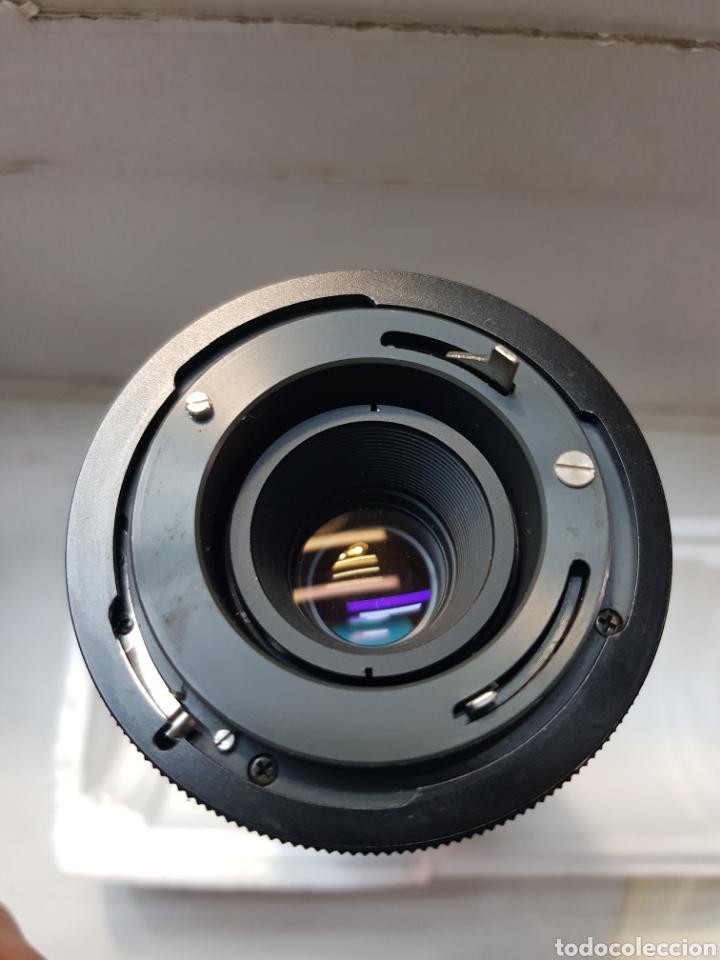 Cámara de fotos: Objetivo Miranda 75-300mm Macro Lens en caja original y manual - Foto 5 - 179939515