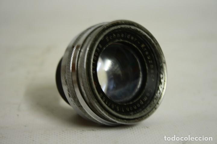 Cámara de fotos: Lente para ampliadora Schneider-kreuznach 5.6/150 . objetivo ampliadora. - Foto 3 - 180388751
