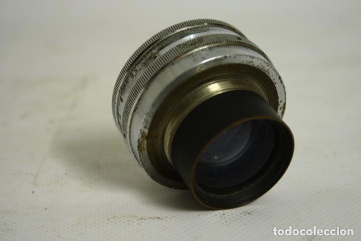 Cámara de fotos: Lente para ampliadora Schneider-kreuznach 5.6/150 . objetivo ampliadora. - Foto 4 - 180388751
