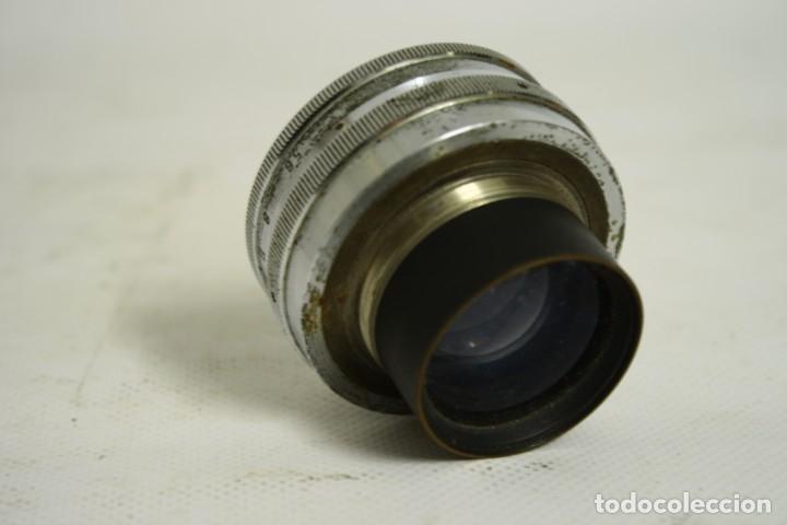 Cámara de fotos: Lente para ampliadora Schneider-kreuznach 5.6/150 . objetivo ampliadora. - Foto 5 - 180388751