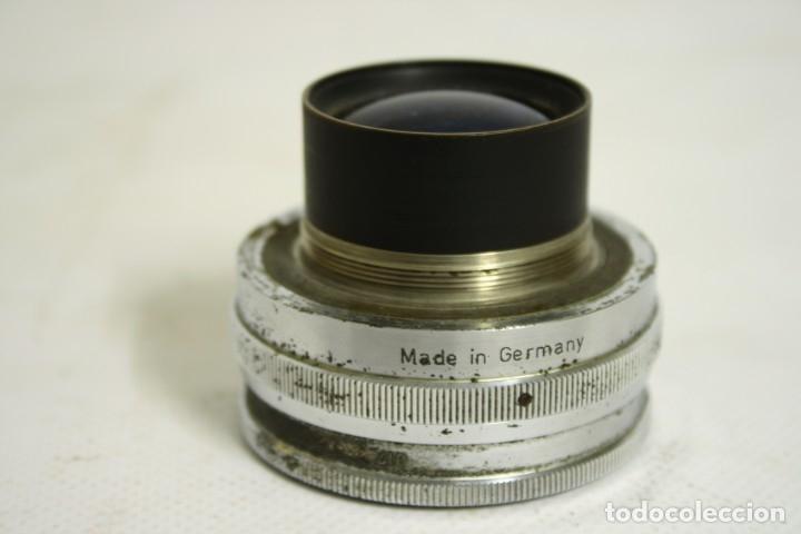 Cámara de fotos: Lente para ampliadora Schneider-kreuznach 5.6/150 . objetivo ampliadora. - Foto 6 - 180388751