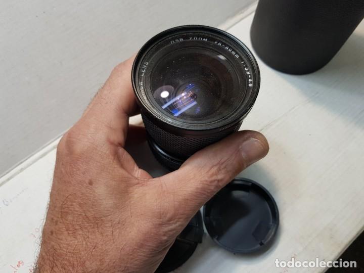 Cámara de fotos: Objetivo YASHICA modelo PANAGOR SKYLIGHT 67mm - Foto 2 - 180446501