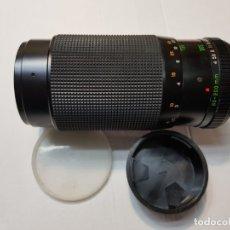 Cámara de fotos: OBJETIVO YASHICA LENS MODELO ML 80-200MM. Lote 180828176