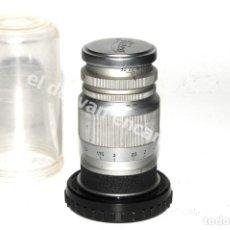 Cámara de fotos: OBJETIVO ELMAR F= 9 CM 1:4 PARA LEICA. Lote 181110808